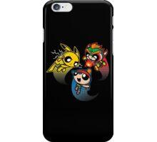 Super Puff Bros 4 iPhone Case/Skin
