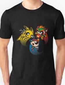Super Puff Bros 4 T-Shirt