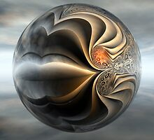 The Lover's Orb by Hugh Fathers