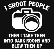 I Shoot People by AmazingVision