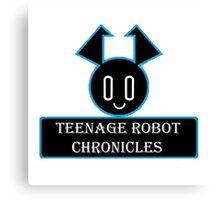 Teenage Robot Canvas Print