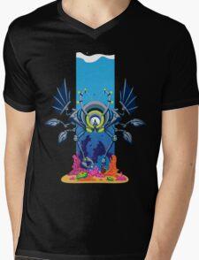 Professor Henry Winklebaum's Underwater Quest Mens V-Neck T-Shirt