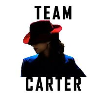 Team Carter by lemonlimeyogurt