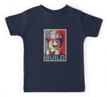 BUILD Kids Tee