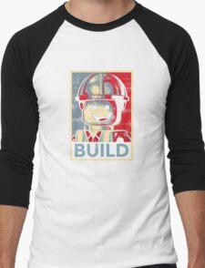BUILD Men's Baseball ¾ T-Shirt