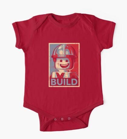 BUILD One Piece - Short Sleeve