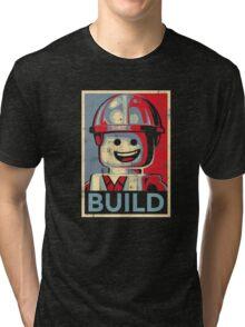 BUILD Tri-blend T-Shirt