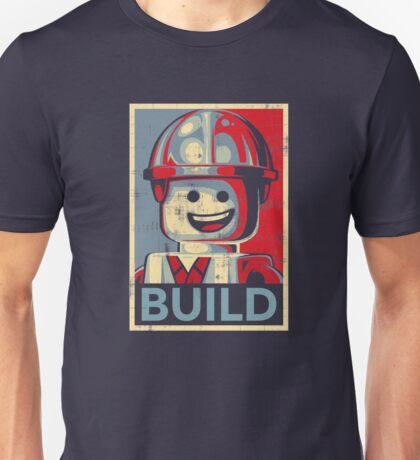 BUILD Unisex T-Shirt