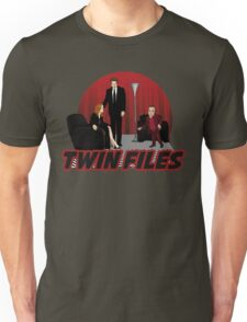 Twin Files Unisex T-Shirt