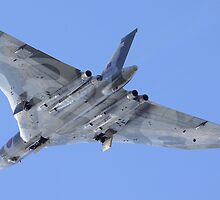 Vulcan to the Sky by Mark Pelleymounter