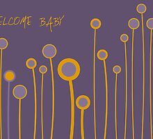 welcome baby by evStyle