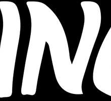 SHINee Logo White by keybumkey