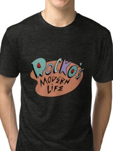 Rocko's Modern Life Tri-blend T-Shirt