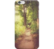 The Path Home iPhone Case/Skin