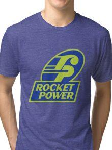 Rocket Power Tri-blend T-Shirt