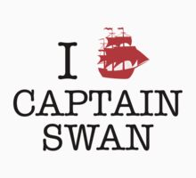 I Ship Captain Swan by supersam18