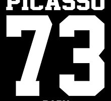 73 Picasso Baby by AkioOfficial