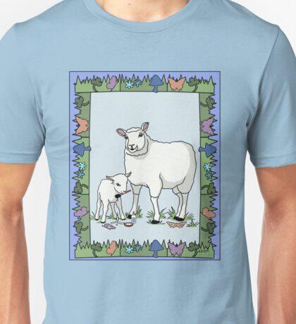 Sheep Artist, Sheep Art T-Shirt