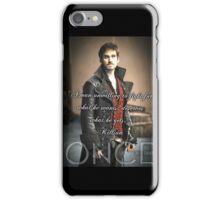 Killian Jones/Hook iPhone Case/Skin