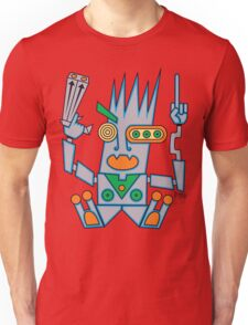 Robo Hobo Unisex T-Shirt