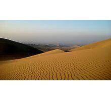Peruvian Sands Photographic Print