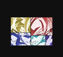 goku super saiyan anime manga shirt Unisex T-Shirt
