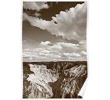 Grand Canyon of Yellowstone Poster