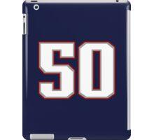 #50 iPad Case/Skin
