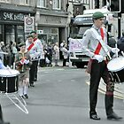 Carnival Procession. by Andrew Nawroski