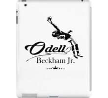 Odell Beckham Jr. Shirt iPad Case/Skin