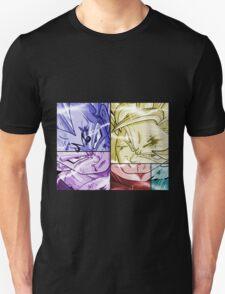 dragon ball z goku vegeta anime manga shirt T-Shirt