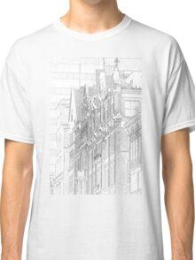 Kenmore Hotel Facade Classic T-Shirt