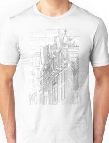 Kenmore Hotel Facade Unisex T-Shirt
