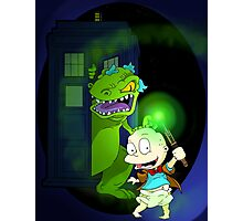 Doctor Pickles Photographic Print