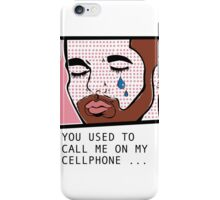 Drake Hotline Bling iPhone Case/Skin
