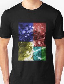 fate zero saber rider gilgamesh lancer caster anime manga shirt T-Shirt
