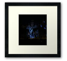 Haunted Mansion Framed Print