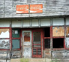 Hagarville Store by Rick Baber
