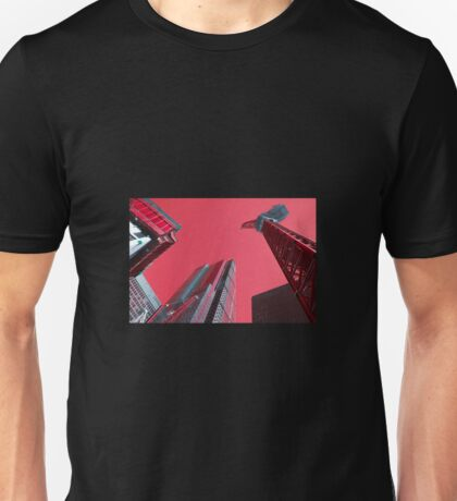 City Pink  Unisex T-Shirt