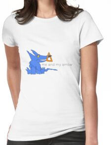 Me and my Arrow Womens Fitted T-Shirt