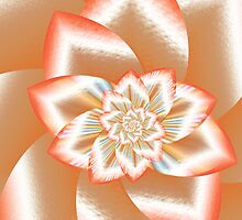 Peach Blossom by Chazagirl