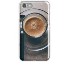 Espresso  iPhone Case/Skin