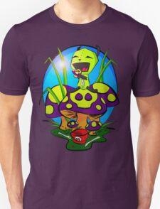 Gir and the Poison Mushroom Unisex T-Shirt