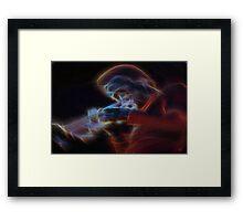 Miles! Framed Print