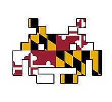 Maryland Invaders Photographic Print