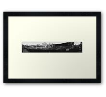 Old Yankee Stadium Framed Print