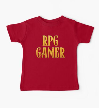RPG Gamer Role Playing Gamer T Shirt Baby Tee