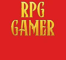 RPG Gamer Role Playing Gamer T Shirt Unisex T-Shirt