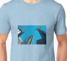 City Blue  Unisex T-Shirt
