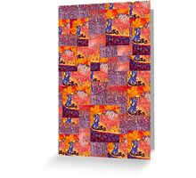 Vincent In Australia Greeting Card